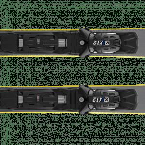Ski Dynamic VR Slalom Fixation X12 LT
