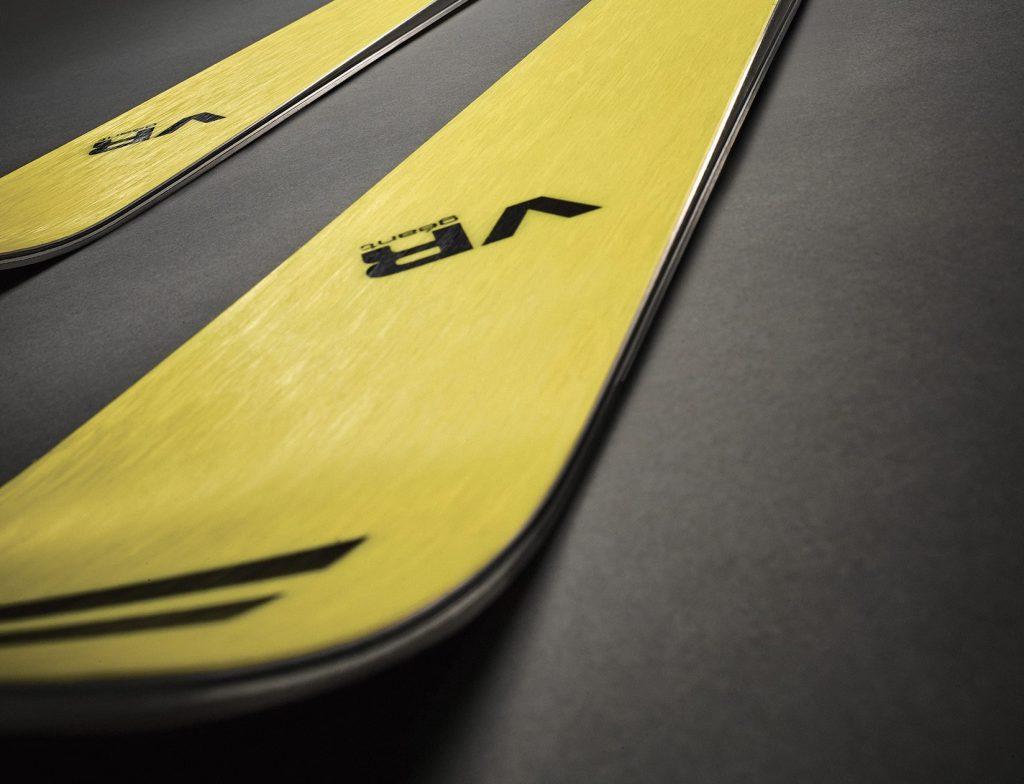 Dynamic - VR Giant ski  - photo ambiance of the skis