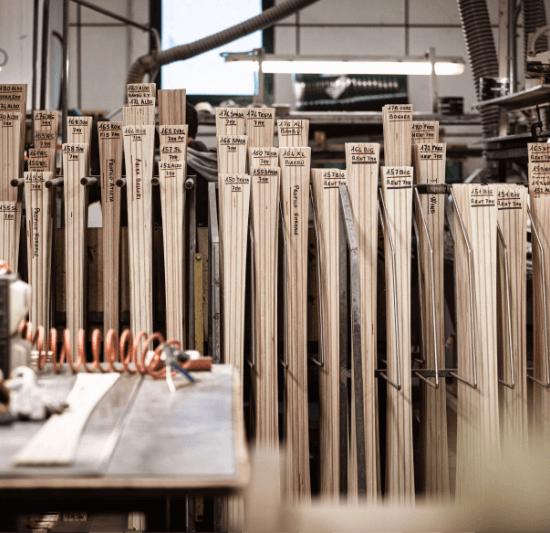 Ski Dynamic - Production artisanale en petite série.
