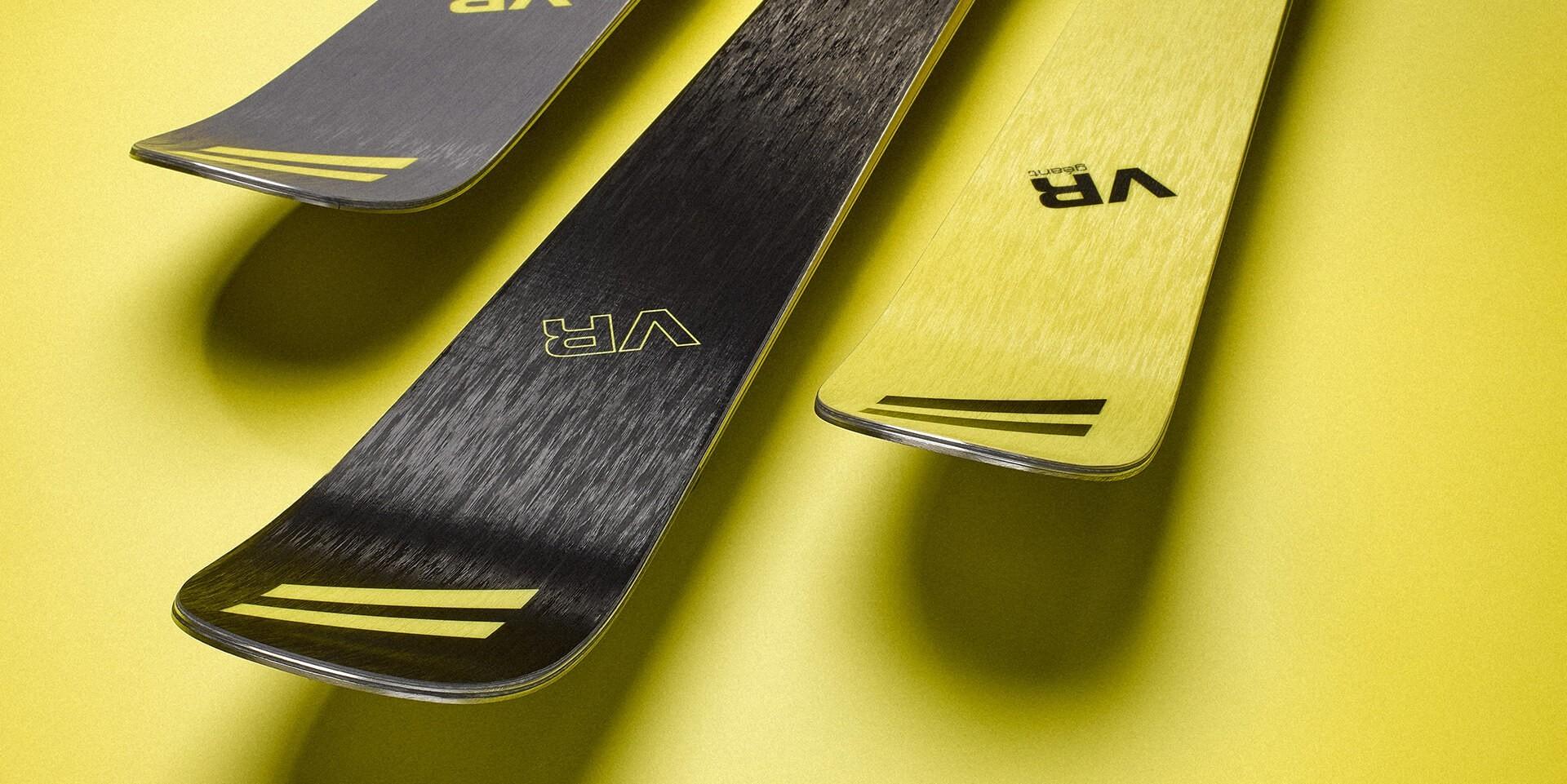 Nouvelle gamme de skis VR - DYNAMIC