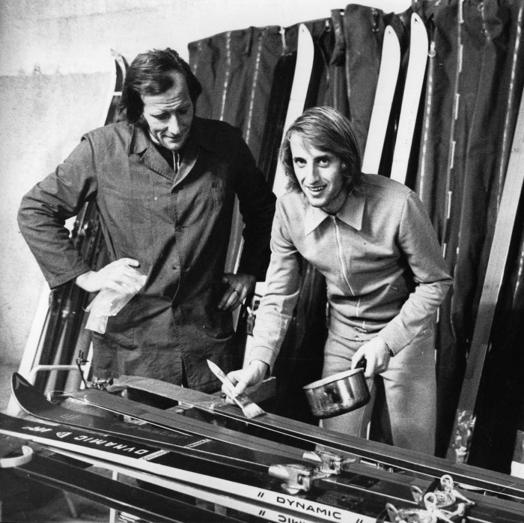 Manufacture skis DYNAMIC - A history of passion