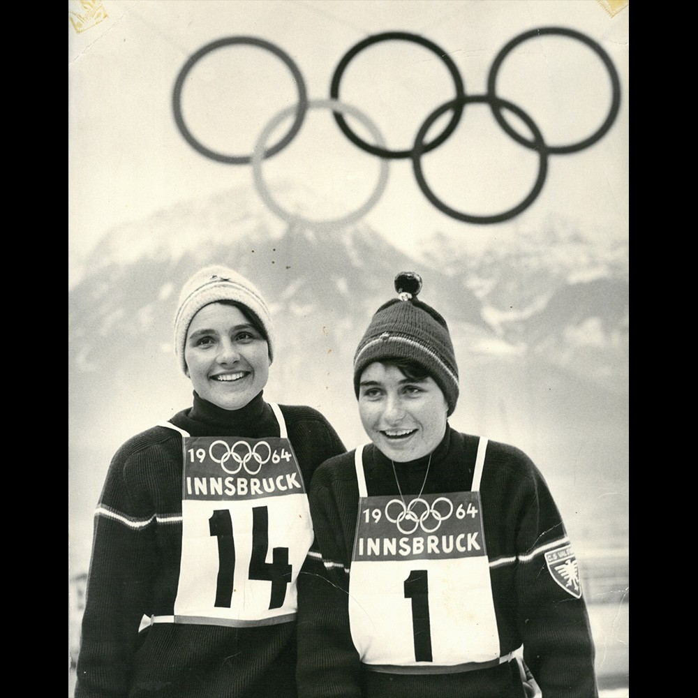 Jeux Olympiques Innsbruck 1964