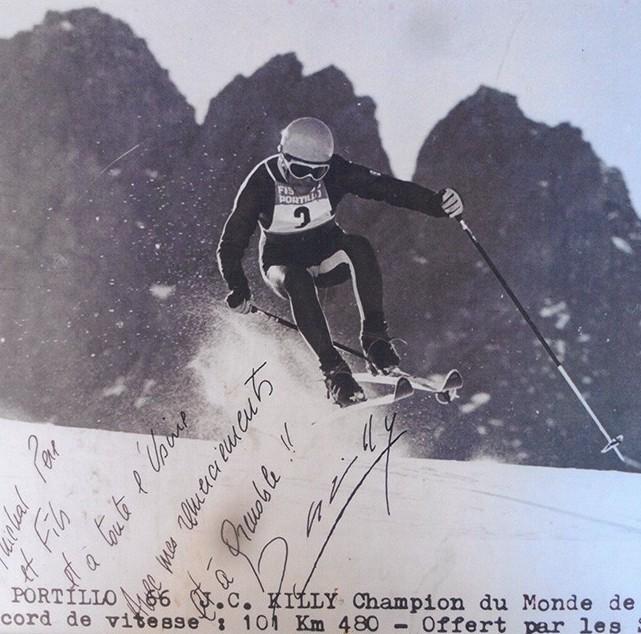 Championnats du monde - Portillo