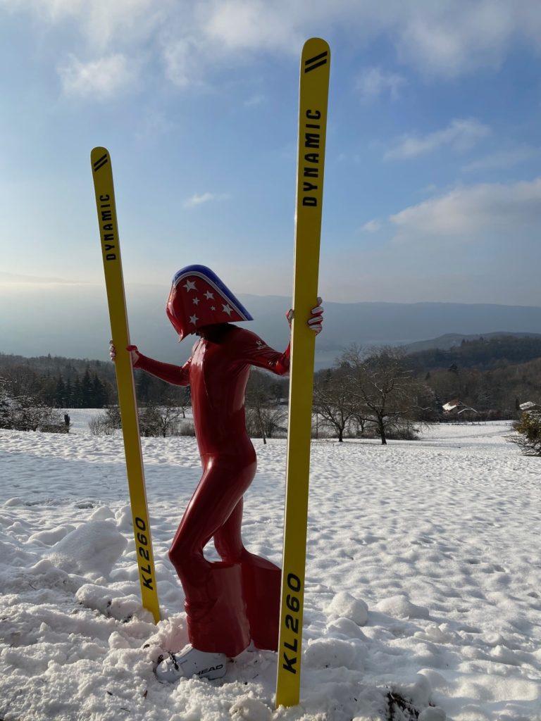 Hugo Viale ski Dynamic